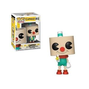 Funko Cuppet - Cuphead S2 Vinyl Collectible Figure